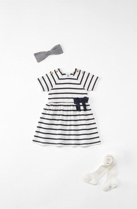 mode enfant marin